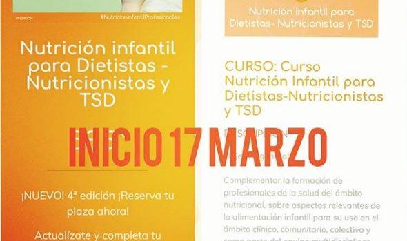 Curso de nutrición infantil