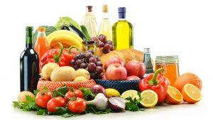 alimentos sin procesar
