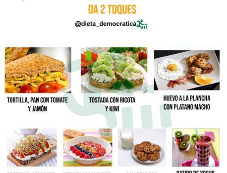 7 Opciones a Cocinar en el Desayuno